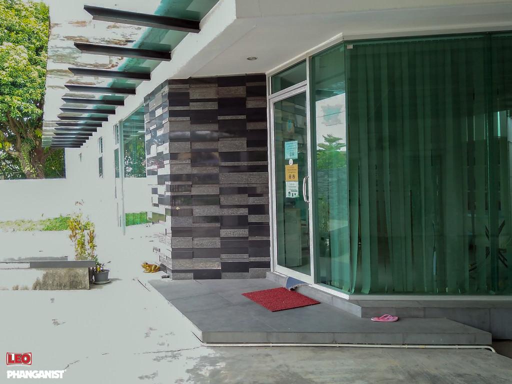 Thai Embassy Kota Bharu, Malaysia