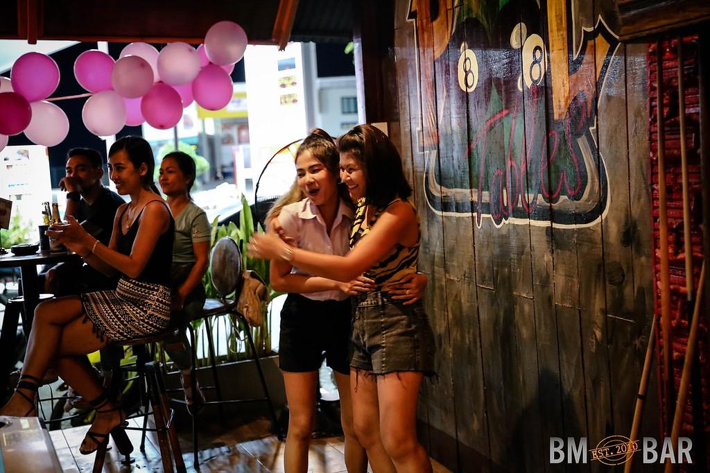 BM Bar