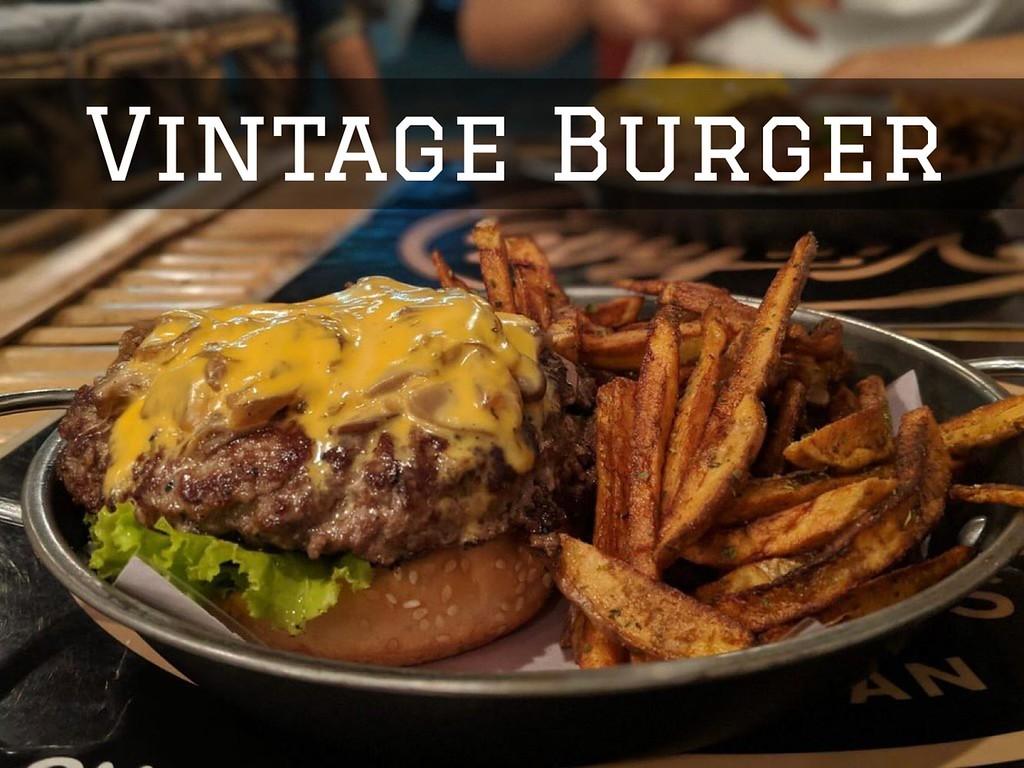 Vintage Burgers
