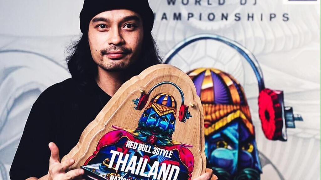 Redbull 3style Thailand 2017 championships winner