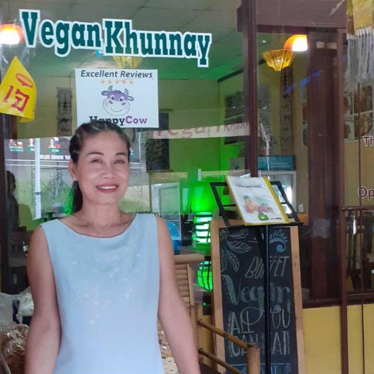 Vegan Khunnay Koh Samui