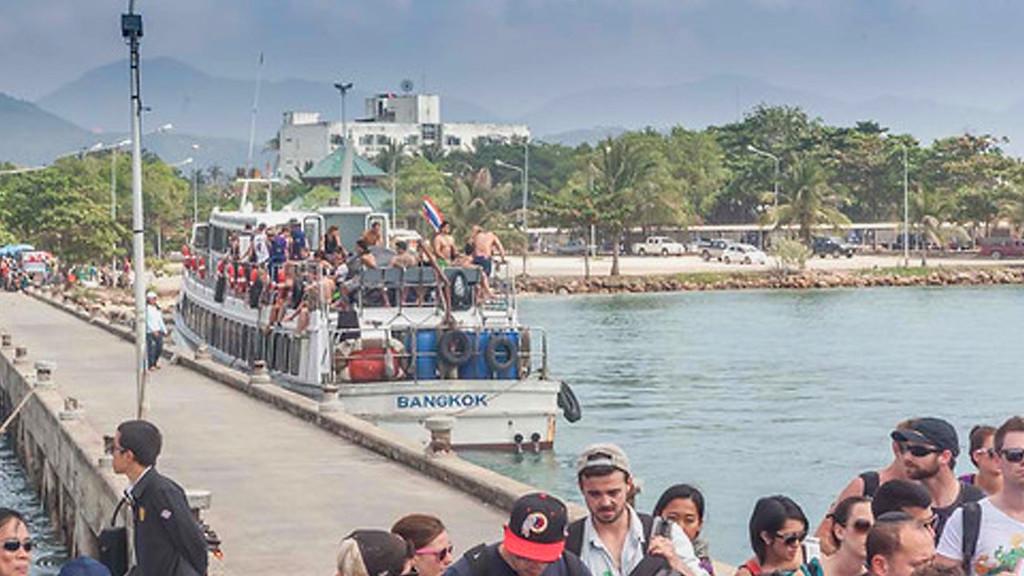 Ferry Koh Phangan