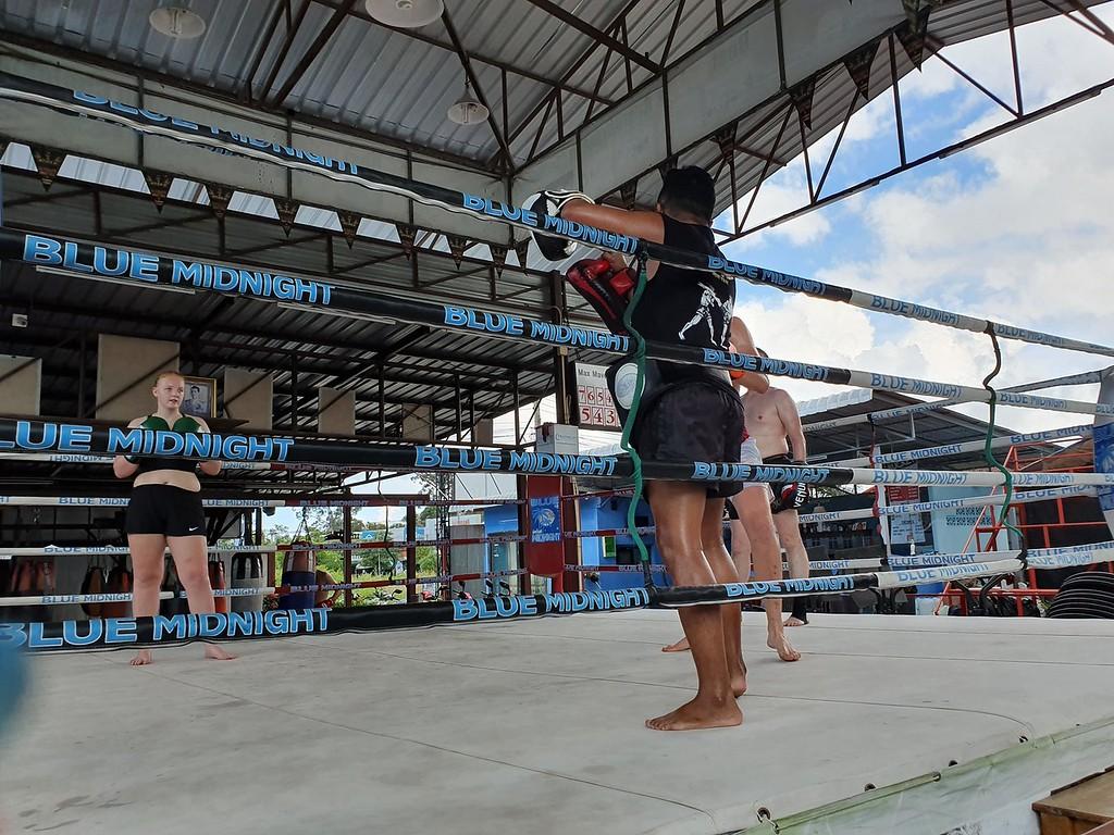 Max Maverick Muay Thai