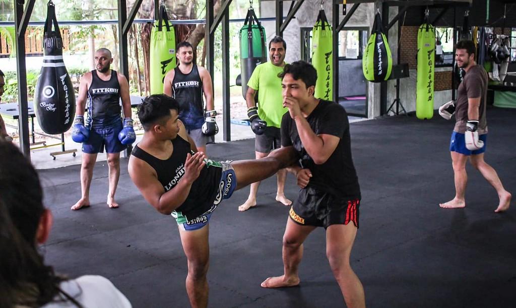 LionHeart Muay Thai