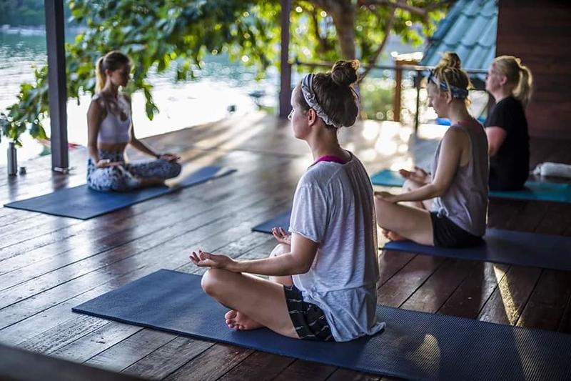 New Heaven Yoga Koh Tao