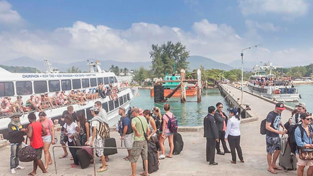 Thong Sala Pier