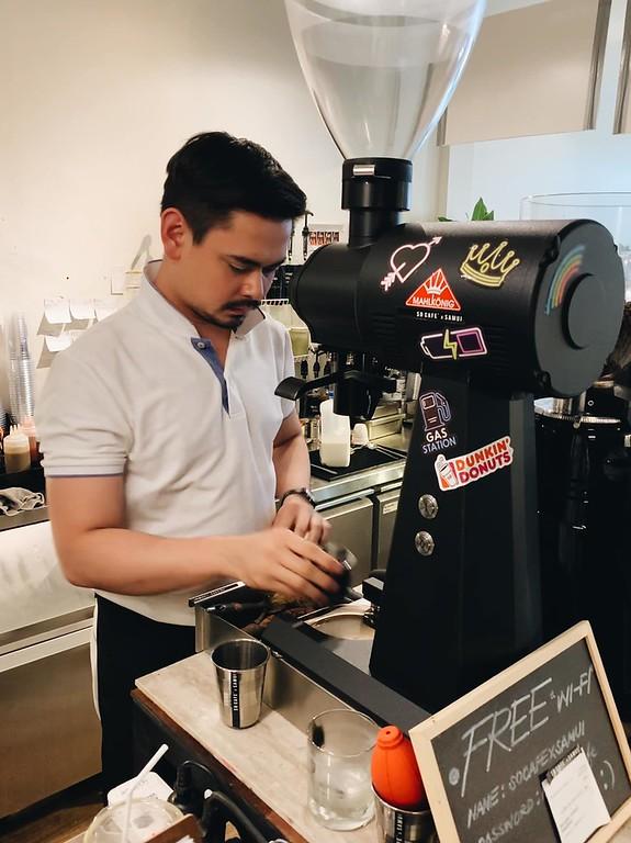 SO CAFE X SAMUI