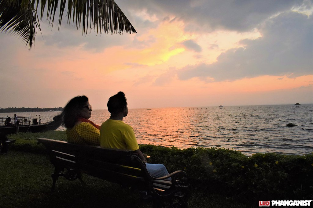 Kumarakom in Kerala, India