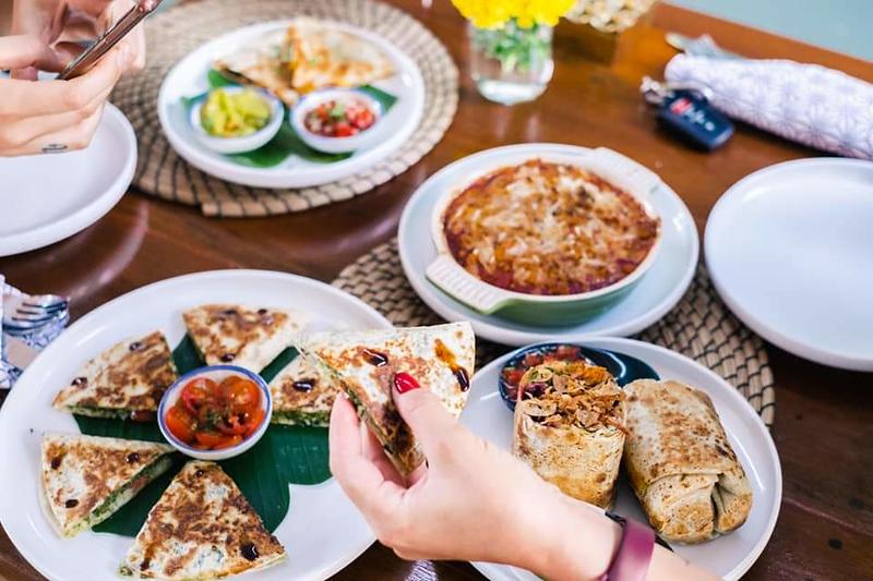 Healthy food Koh Samui