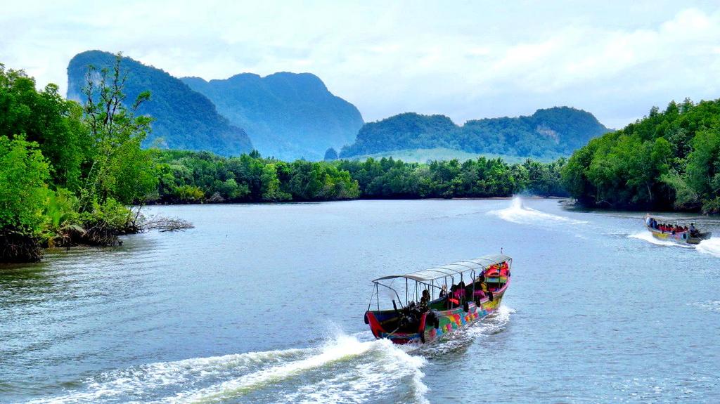 PhangNgaBay Thailand