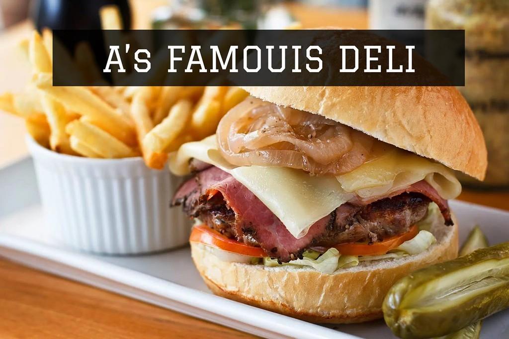 A's Famous Deli