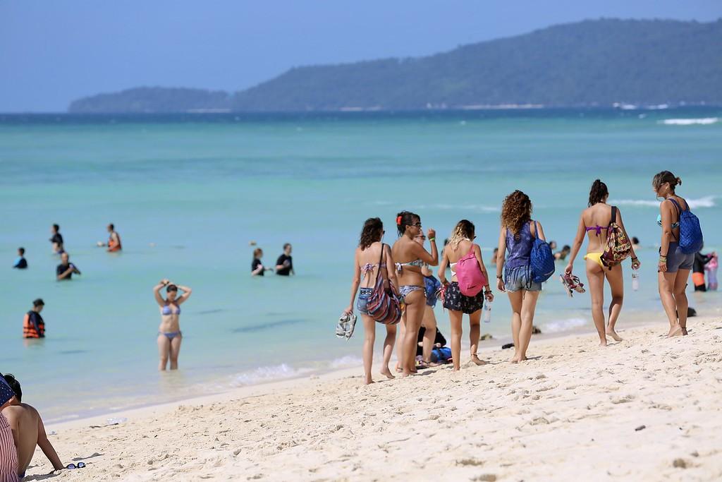 Krabi Beach