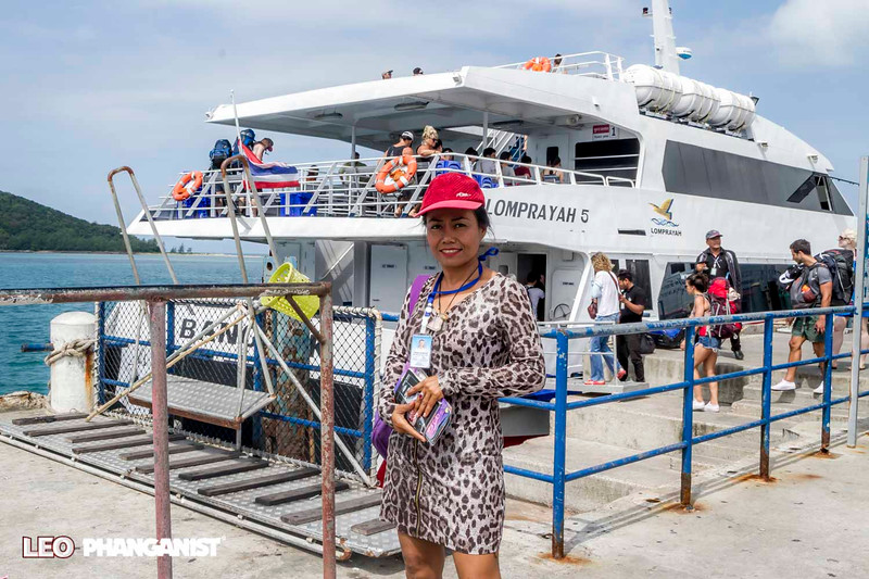 Lomprayah Ferry Koh Phangan