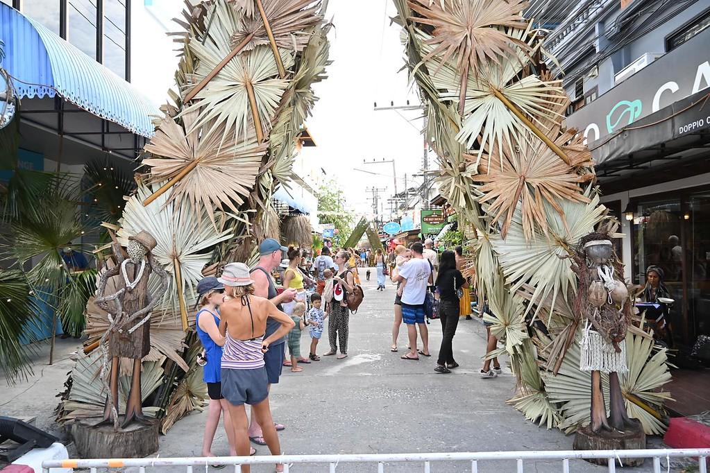 Art Market Koh Phangan