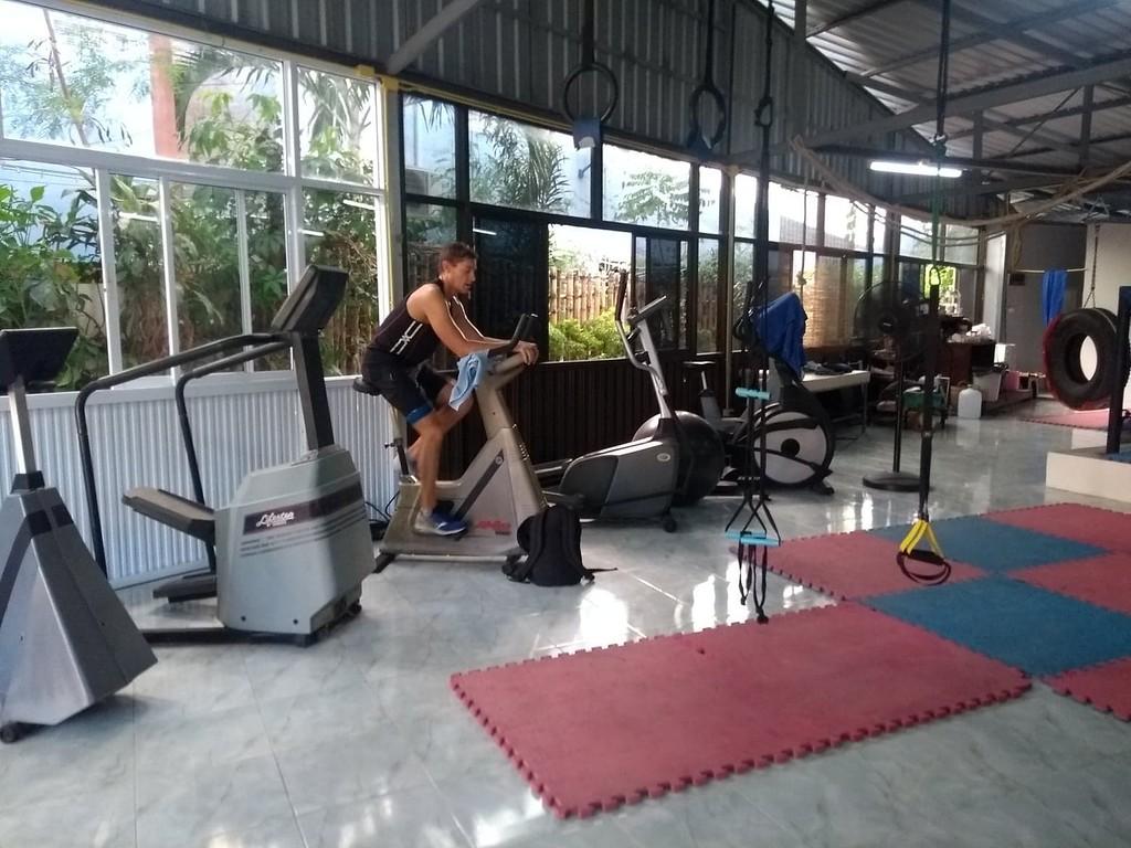 Jungle Gym and Eco Lodge