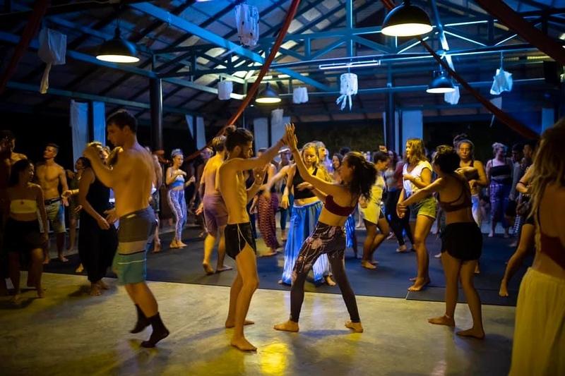 Jaran's Ecstatic Dance