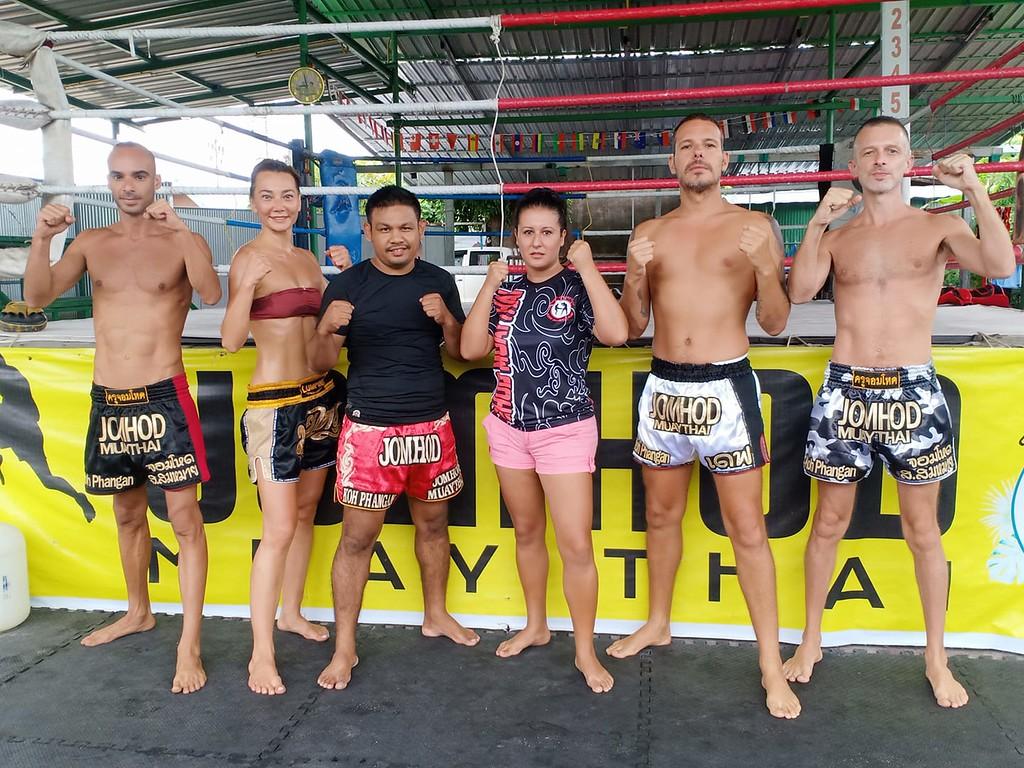 Jomhod Muay Thai