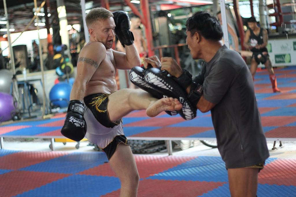 Phangan Muay Thai