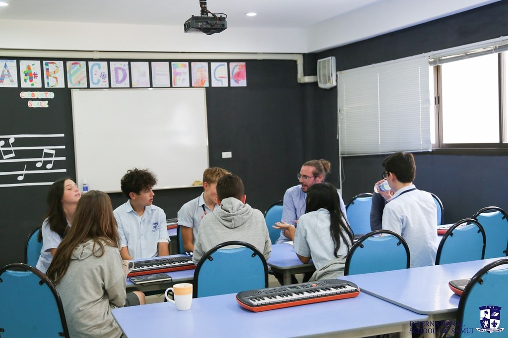 International School of Samui