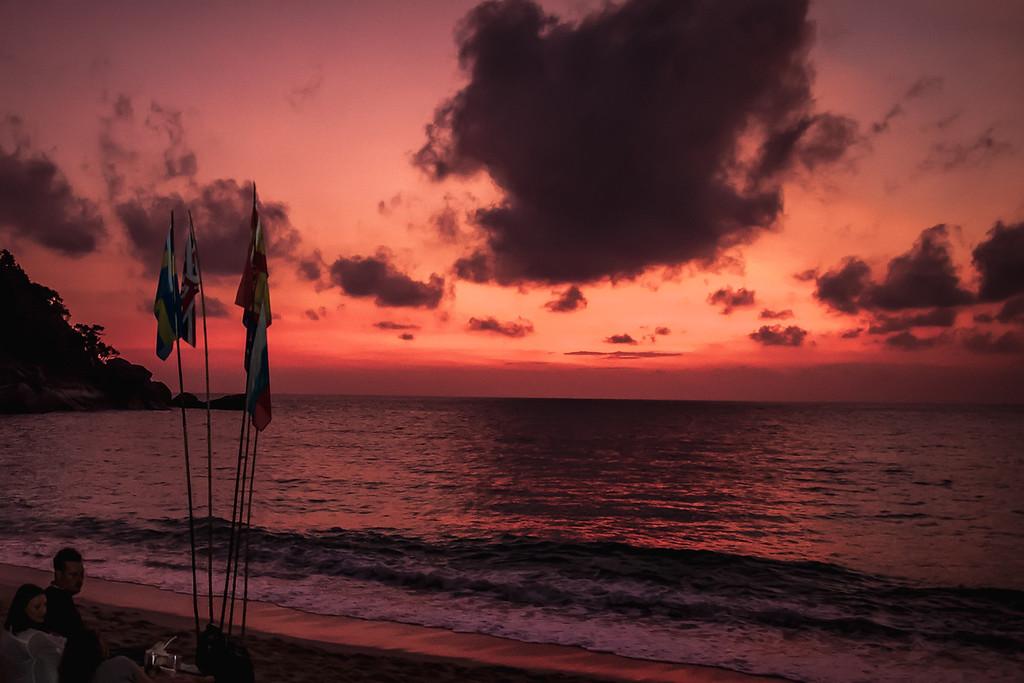 Sunrise Koh Phangan