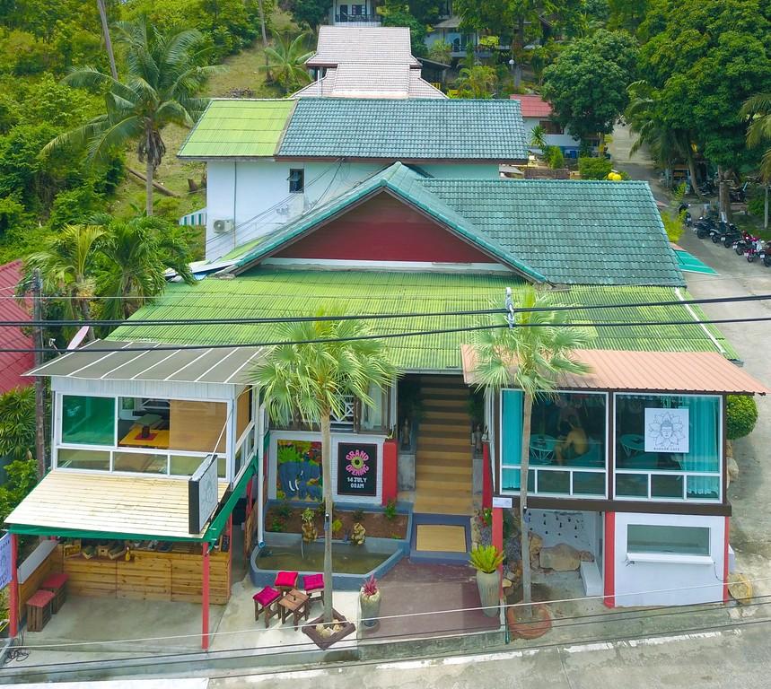 Buddha Cafe Koh Phangan