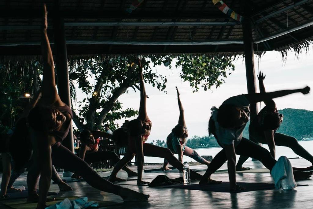 Yoga Koh Samui