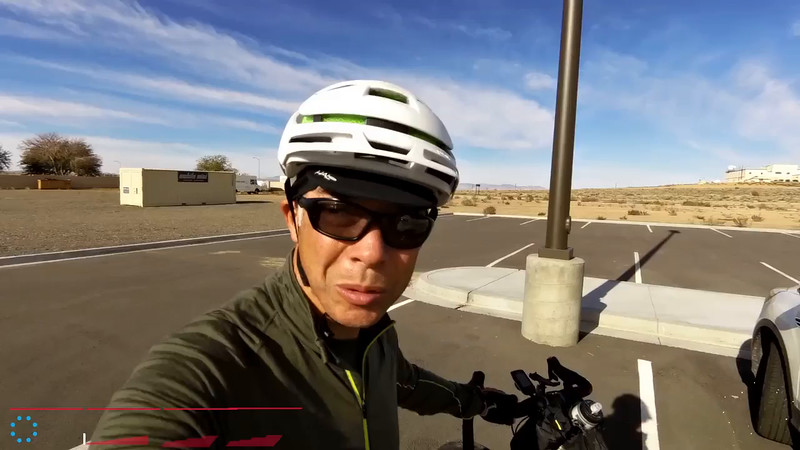 Edwards Fargo Mixed Road Ride - 24 December 2015