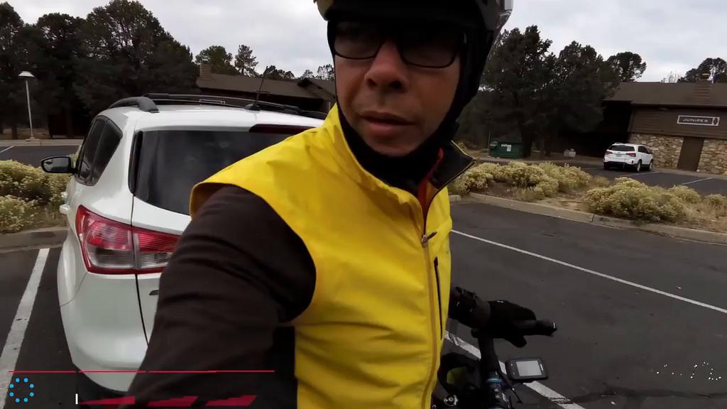 Grand Canyon West Rim Ride - 30 November 2014