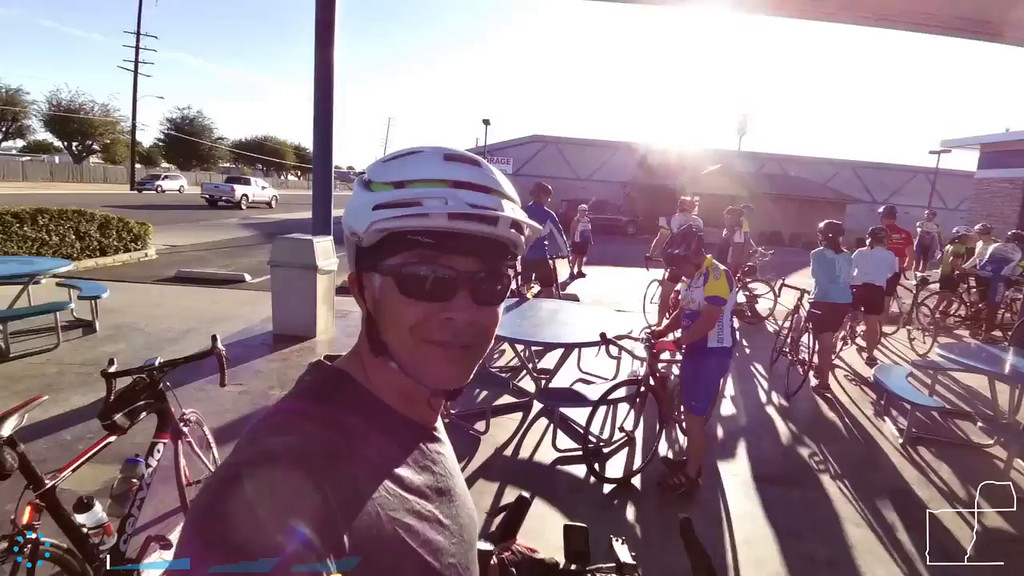 Rosamond Group Ride - 5 October 2014