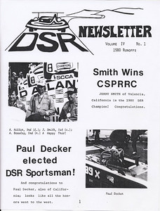 DSR Newsletters