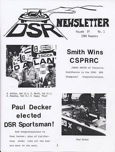 1981 March 9, Volume IV No. 1
