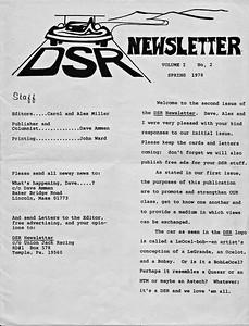 Vol 1 No 2, Spring 1978