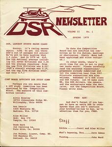 Vol 2 No 1, Spring 1979