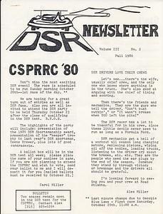 Vol 3 No 2, Fall 1980
