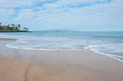 Wailea Beach, Morning