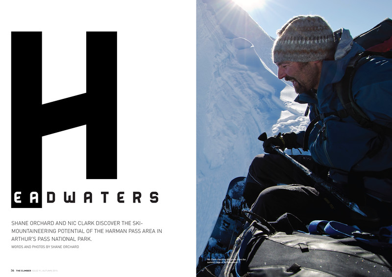 """<a href=""""http://climber.co.nz/91/feature/headwaters"""">http://climber.co.nz/91/feature/headwaters</a>"""