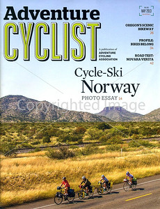 Adventure Cyclist - May 2013