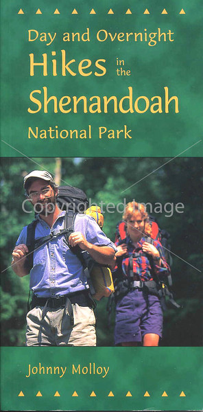Hikes in the Shenandoah - book
