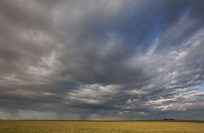 The Sky Near Vulcan