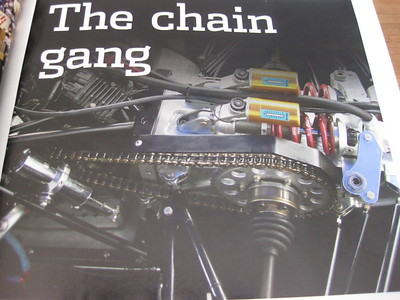 April 2009, The Chain Gang