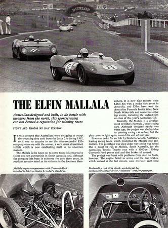 Elfin Mallala