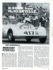 January 1964, H-Bomb from McMinnville