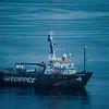 MY Arctic Sunrise Departs from Murmansk