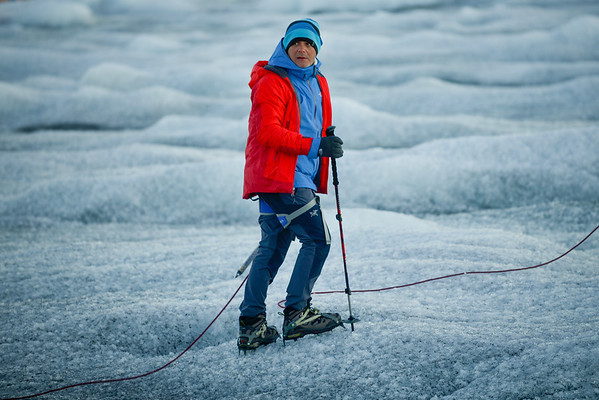 Cuarto día de la expedicion al Artico. Una lancha rota y 9 horas entre el hielo