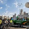 Greenpeace pedalea para Salvar el Ártico