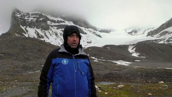 Declaraciones para medios del explorador José Naranjo