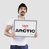 Salva el Ártico - Macaco (alta resolución)