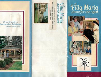 Villa Maria 1993 Brochure