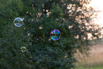 More Bubbles in the Air