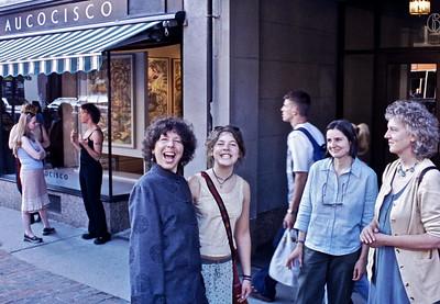 03.06.06 Natasha Mayers Art Exhibit in Portland